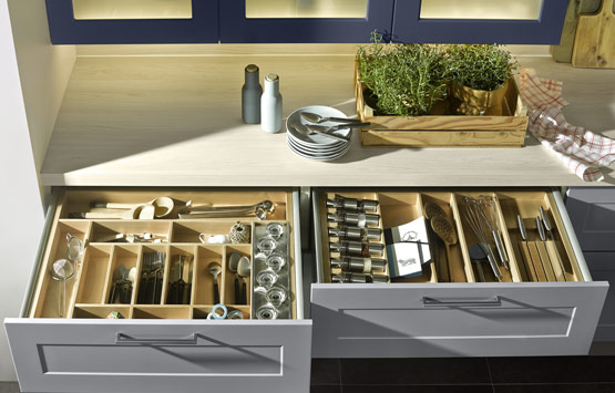 Kitchen Furniture drawers